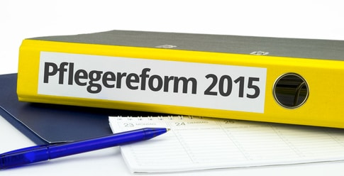 Pflegereform 2015