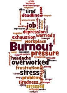 Pflegeversicherung trotz Burnout